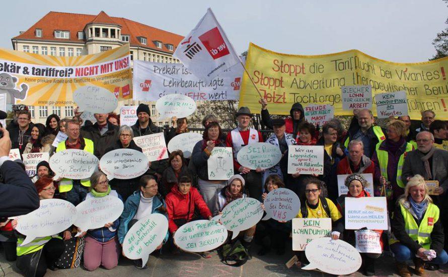 Botanischer Garten: Warten auf Sozialdemokrat*innen