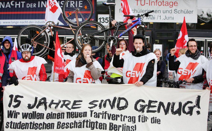 Aktionstage in Berlin: