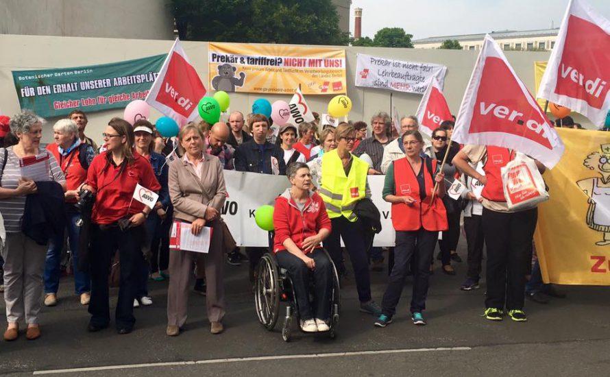 200 Arbeiter*innen gegen die SPD