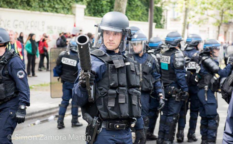 Repression gegen Journalist*innen in Paris: