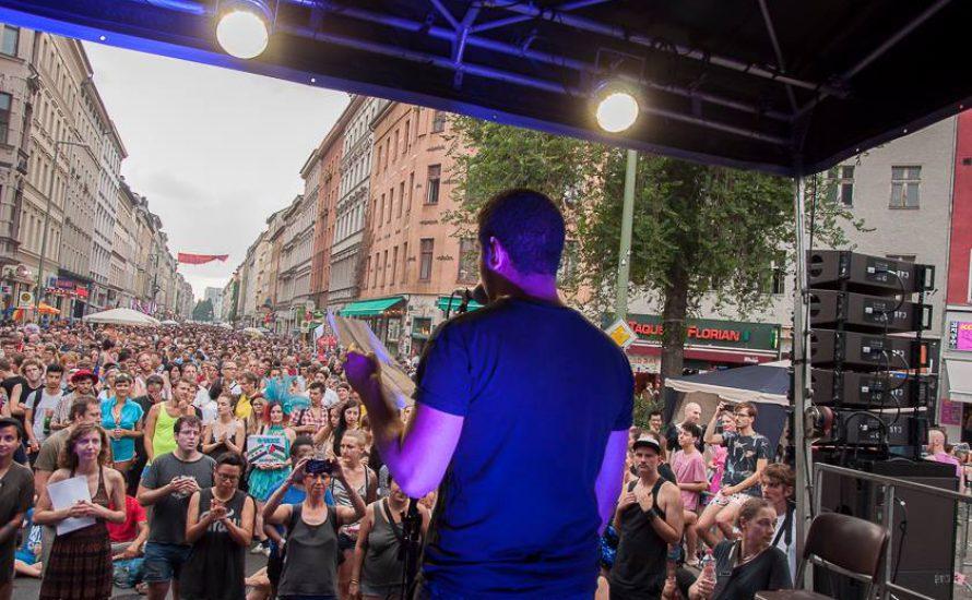 Tausende beim alternativen CSD in Berlin [mit Fotogalerie]