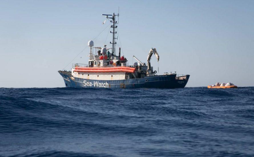 Faschist*innen wollen der libyschen Küstenwache und Frontex die Arbeit abnehmen