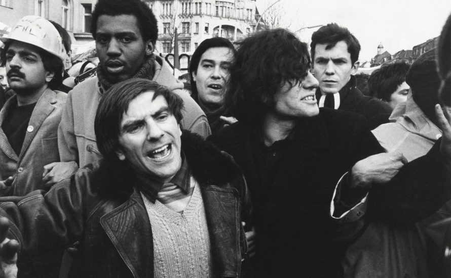 Schüler von '68: Vietnam und West-Berlin (Eve of Destruction)
