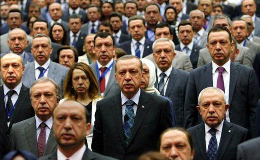 Die Erdoğanisierung des türkischen Staates?