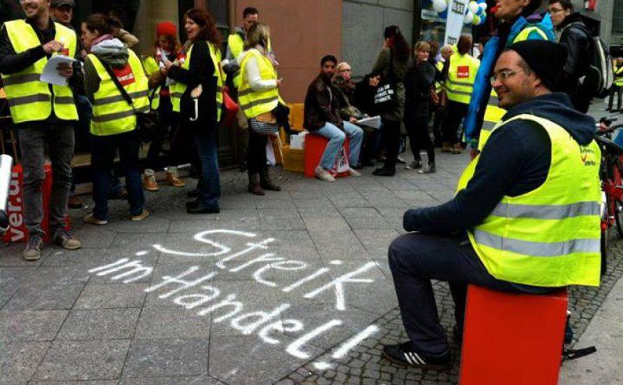 Solidarität mit den Streiks! Teach-In an der FU
