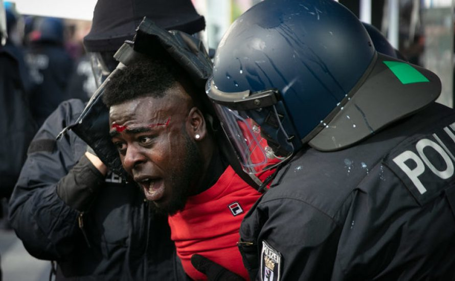 Repression in Berlin: Rassismus hautnah