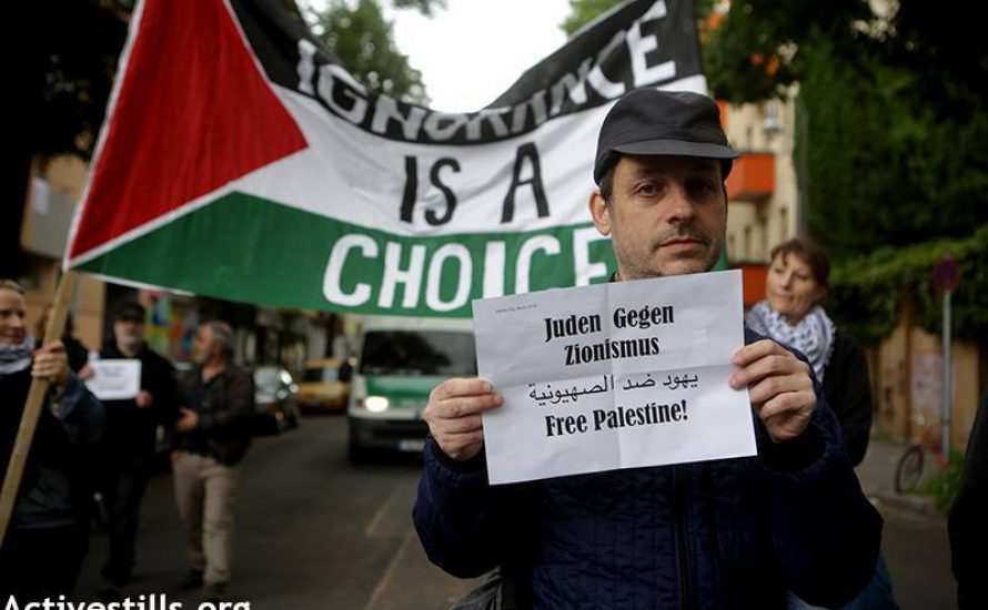 Wie Kritik an Israel als Antisemitismus diffamiert wird