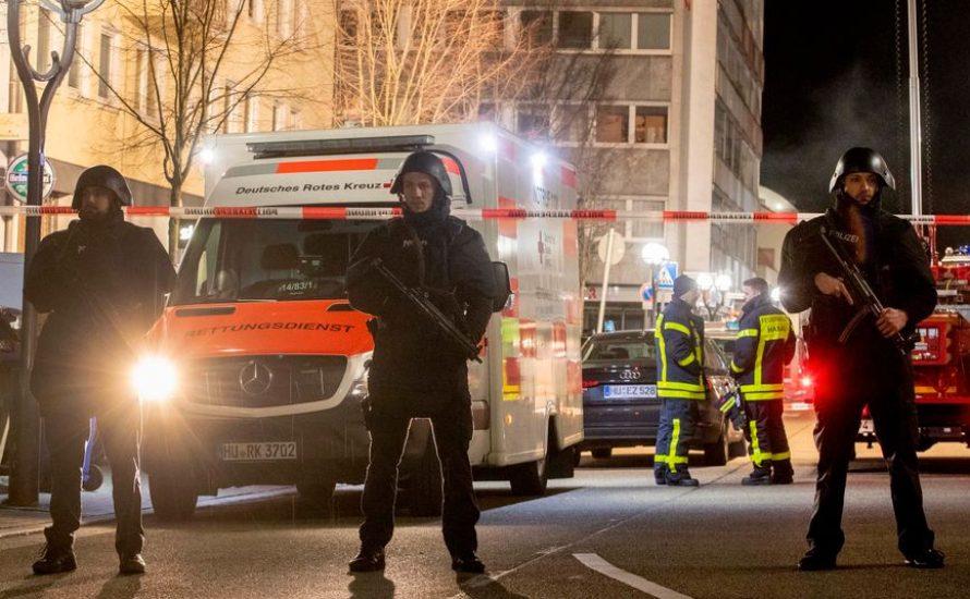 Neuer rechtsextremer Terroranschlag in Deutschland – und wieder nur ein Einzeltäter?