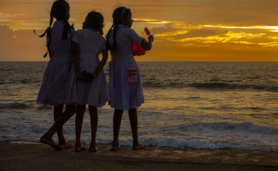 Kriegsverbrecher wird Präsident Sri Lankas