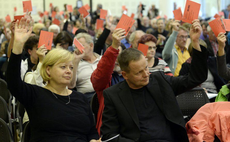 Offener Brief an linke Mitglieder der Linkspartei: Rot-Rot-Grün nicht einfach so hinnehmen
