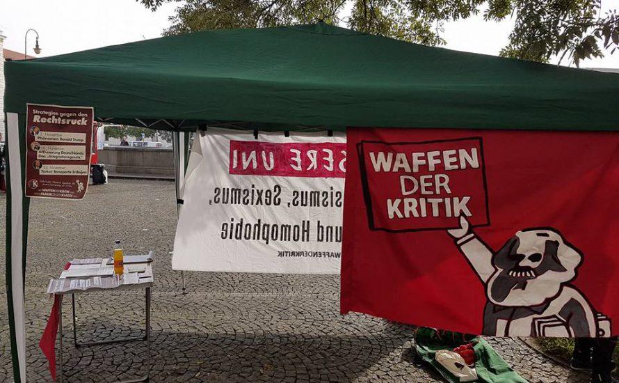 Waffen der Kritik München stellt sich vor! [VIDEO]