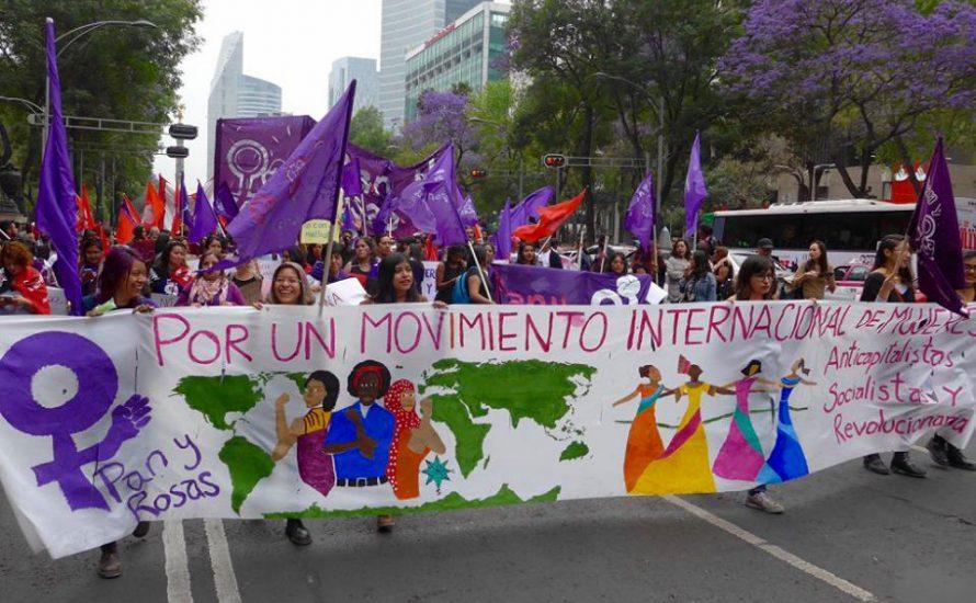 Mexiko: Größter Frauenkampftag des 21. Jahrhunderts [mit Fotogalerie]