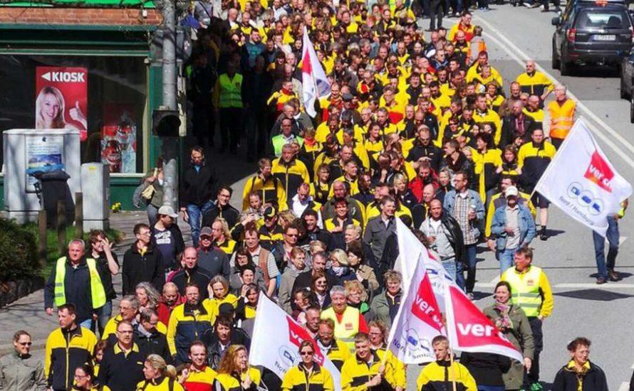 Sechs Monate nach dem Post-Streik: Für eine kämpferische Opposition innerhalb von ver.di!