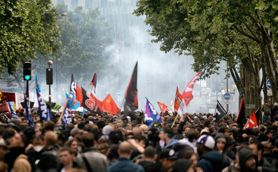 [Video] Frankreich: auf dem Weg zum Generalstreik