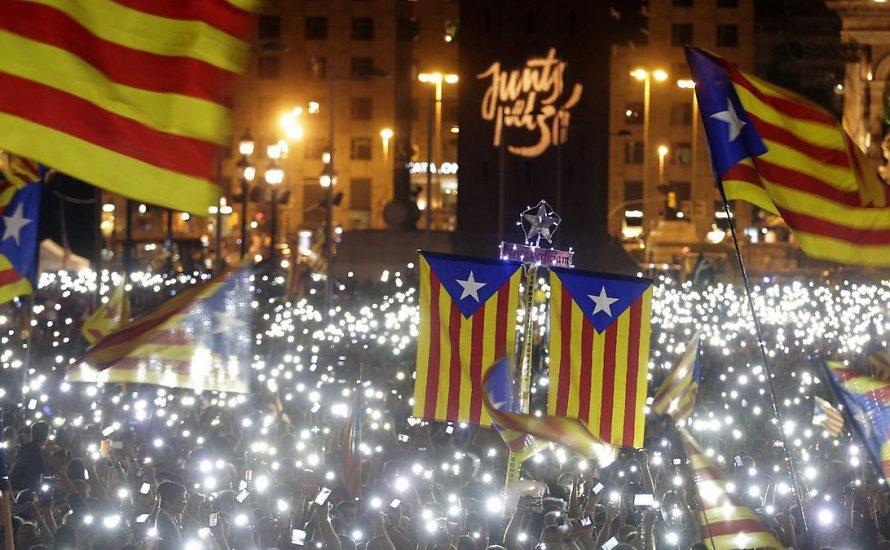 Löst sich Katalonien endgültig von Spanien los?