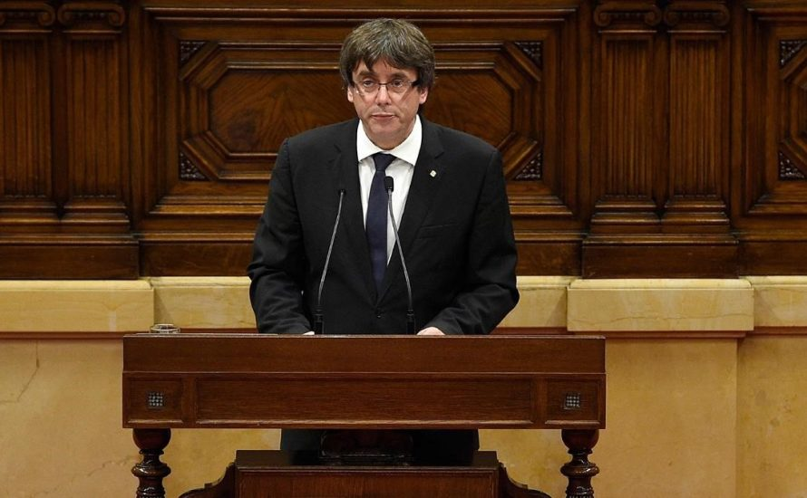 Zehn Sekunden: So lange existierte die Katalanische Republik von Puigdemont