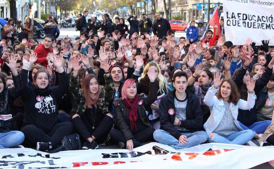 Schulstreiks im Spanischen Staat erfolgreich – Bildungsreform zurückgezogen
