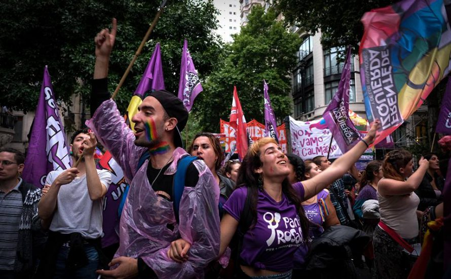 [Fotogalerie] LGBT Pride in Buenos Aires