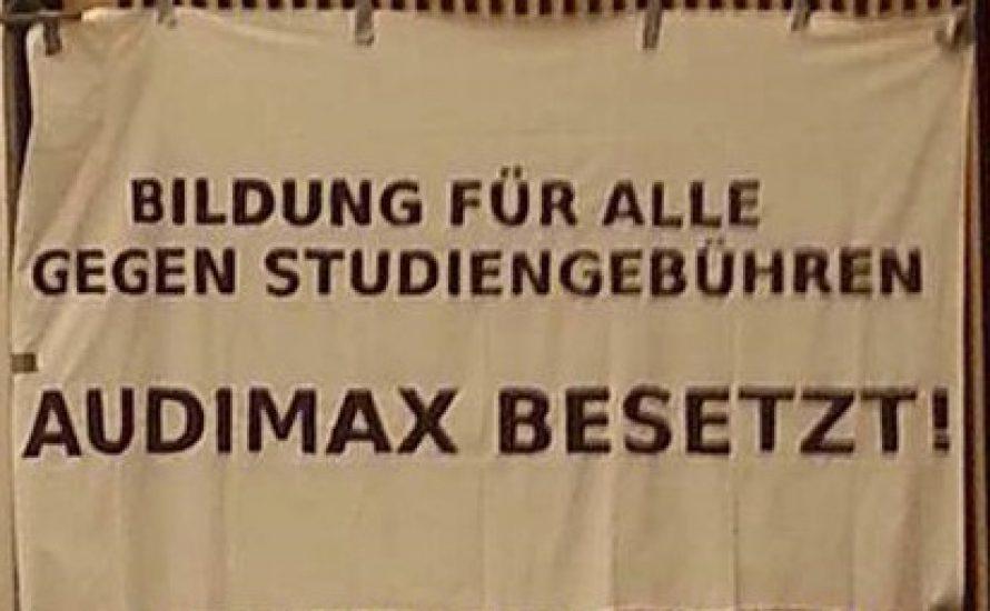 Uni Freiburg: Studierende besetzen Hörsaal gegen rassistische Studiengebühren