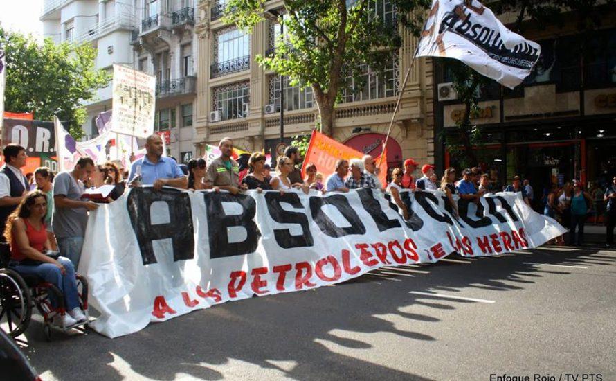 Klassenjustiz in Patagonien