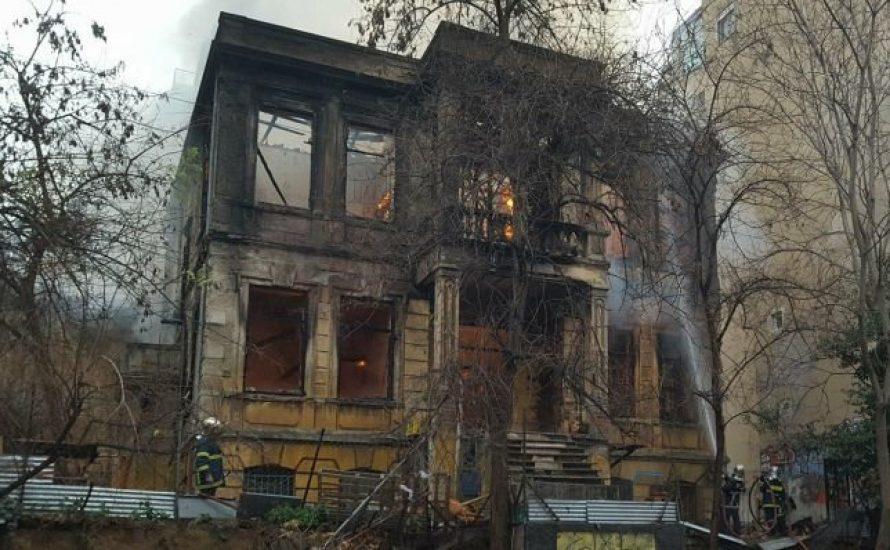 Thessaloniki: Brandanschlag auf anarchistisches Hausprojekt
