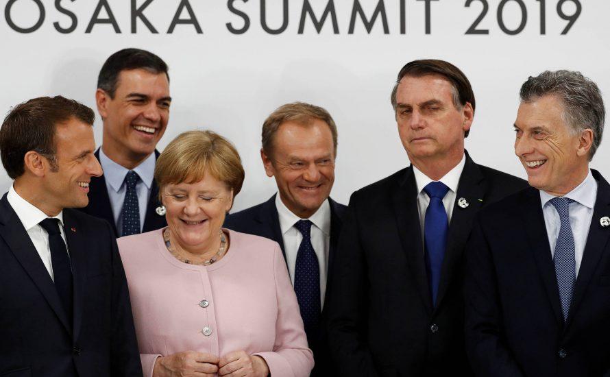 Welche Interessen haben Macron, Merkel und die G7 im Amazonas?