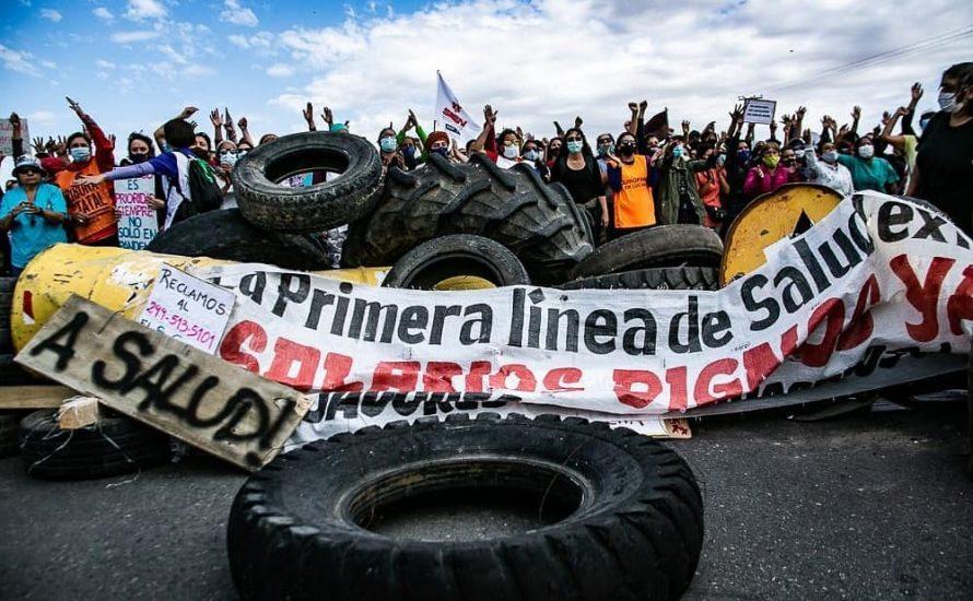 Argentinien: Weil wir immer weniger verdienen, besetzen wir die Fabrik