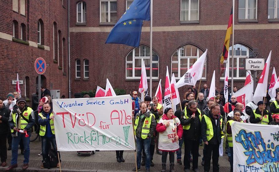 Gericht verbietet VSG-Streik: Antwort eines Arbeiters
