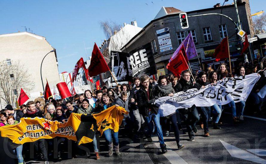 5. April: Großes Treffen für den Refugee Schul- und Unistreik!