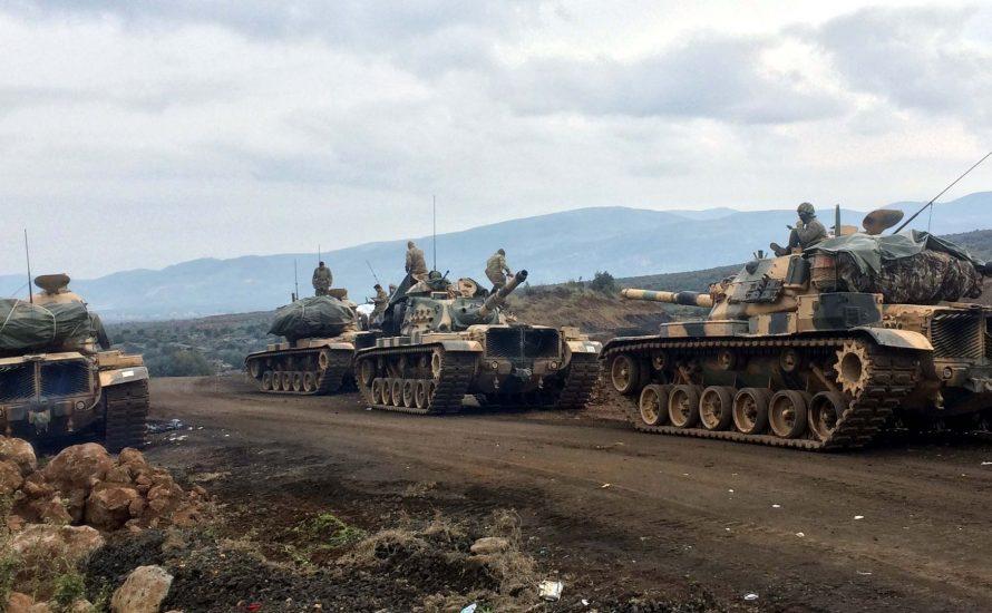 Von Kobane nach Afrin: Kurdischer Widerstand im blutigen Spiel der Mächte