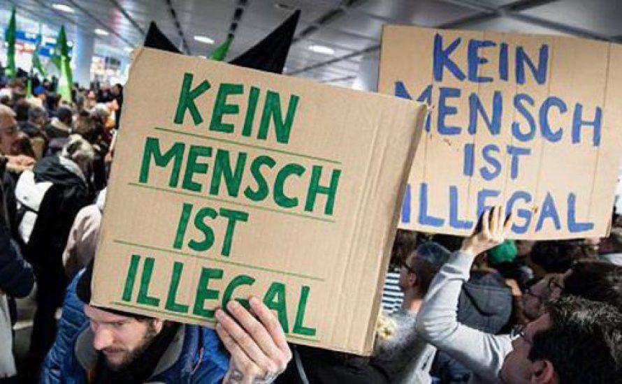 Waffen der Kritik München lädt zum Semesterauftakt ein: Abschiebungen nach Afghanistan stoppen! [mit Video]