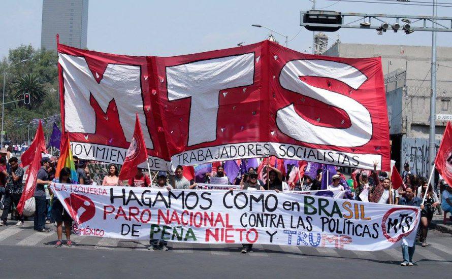 Erster Mai in Mexiko-Stadt [mit Video und Fotogalerie]