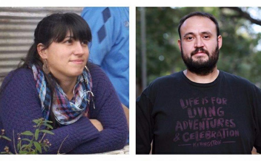 Laura und Ezequiel: Immer bis zum Sozialismus!