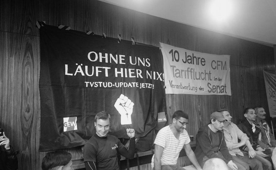 Verkauft und verraten: Arbeiter*innen ziehen Bilanz über rot-rot-grün in Berlin