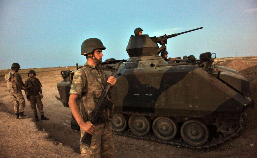 Kriegsgefahr zwischen der Türkei und Syrien?