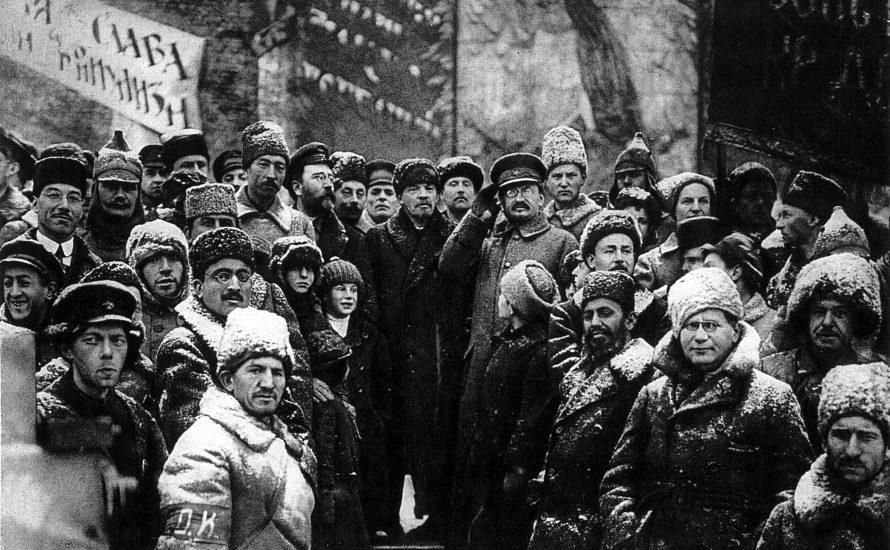 Leo Trotzki: Nachruf an Lenin (1924)