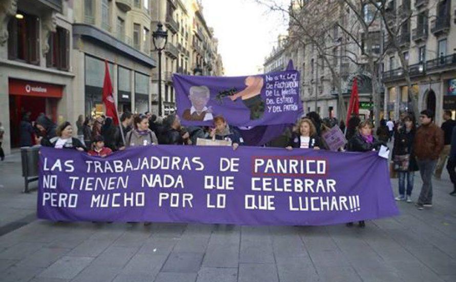 Streiks am 8. März in Buenos Aires und Barcelona