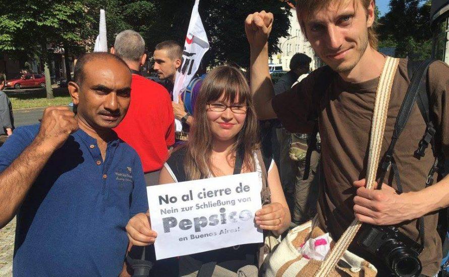 Arbeiter*innensolidarität von Berlin nach Buenos Aires [Fotogalerie]