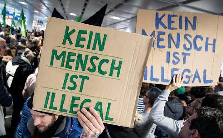 An die Beschäftigten des Münchner Flughafens: Gemeinsam Abschiebungen verhindern! (English below)