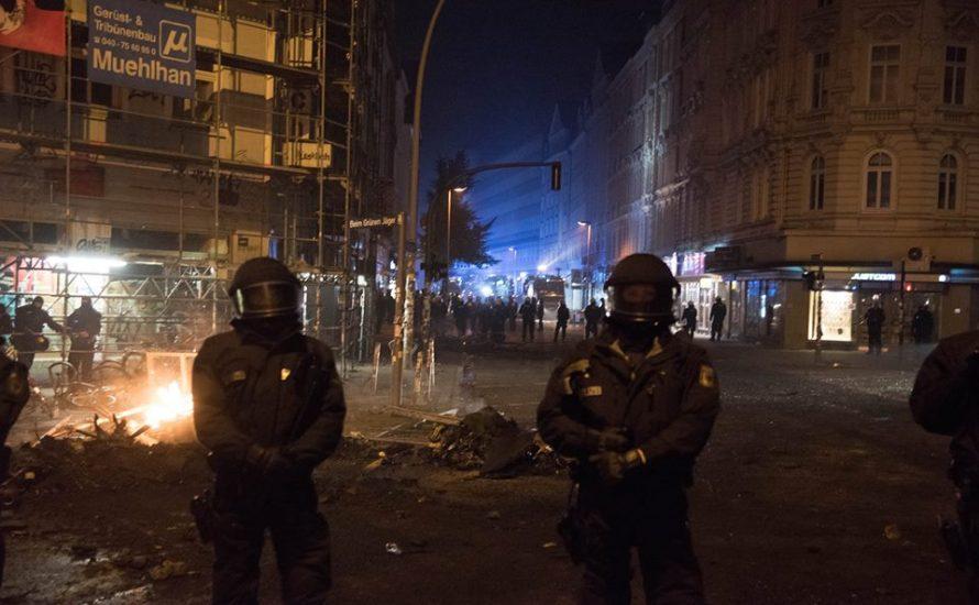 Die Polizeigewalt hat ihre Wirkung verfehlt – Hamburg hat mich radikalisiert!