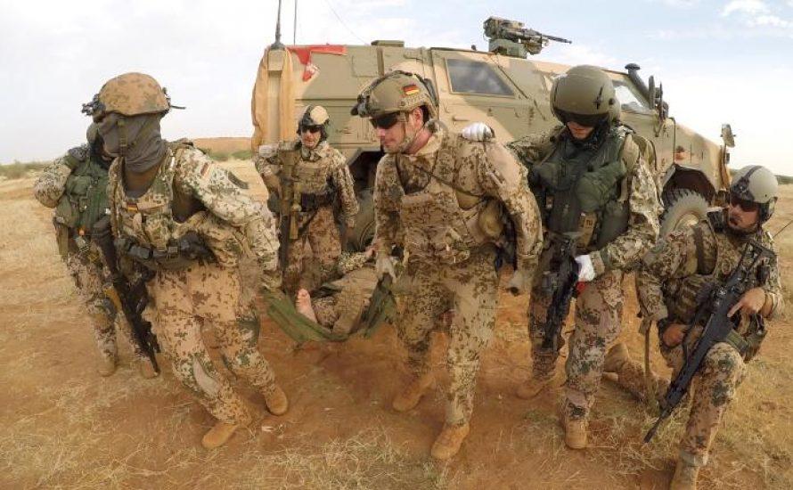 Mit der Bundeswehr an den Strand oder nach Mali