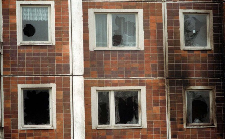 20 Jahre Pogrom in Rostock-Lichtenhagen