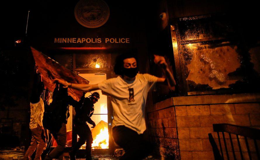 Black Lives Matter: Ihre Gewalt und unsere