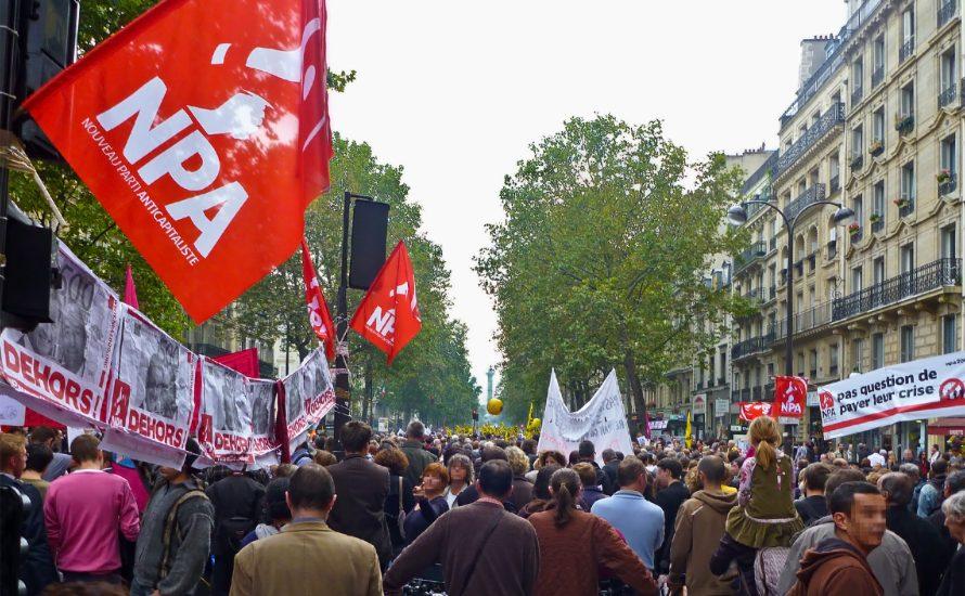 Frankreich: Endgültige Krise der NPA und das Aufkommen einer neuen revolutionären Strömung