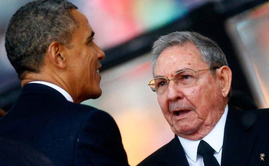 Wiederaufnahme diplomatischer Beziehungen zwischen Kuba und den USA