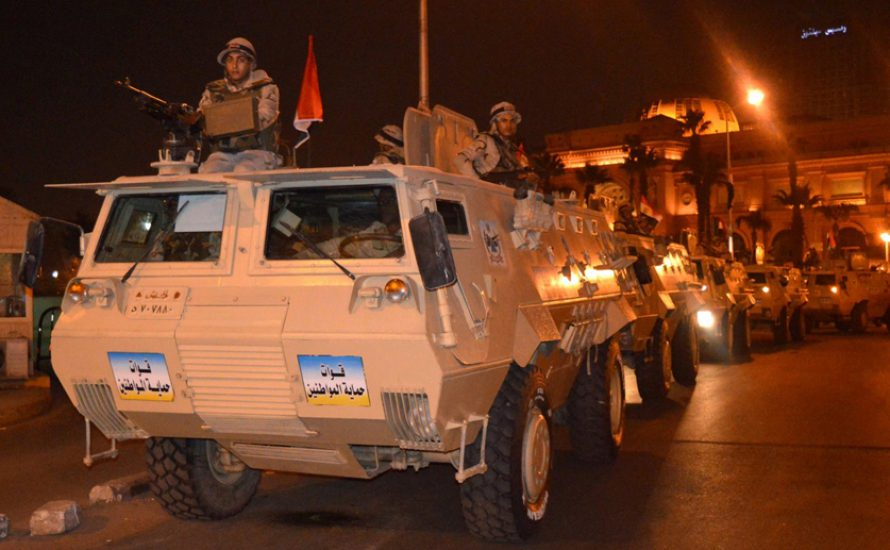 """Repression fünf Jahre nach der """"ägyptischen Revolution"""""""