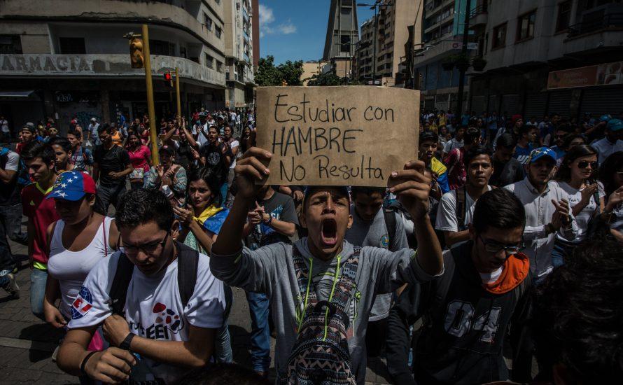 Venezuela: Ein Land vor dem Bürger*innenkrieg?