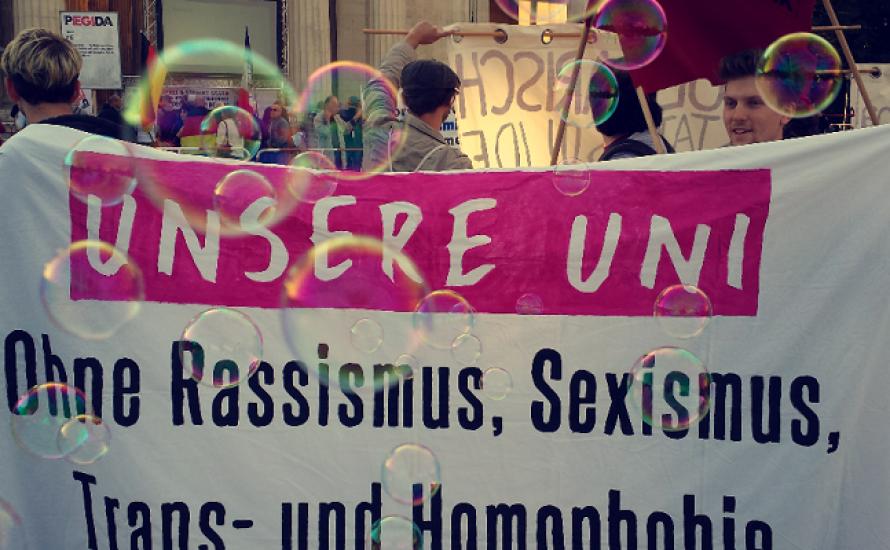 """Pegida: """"Der sicherste und demokratischste Ort Münchens"""""""