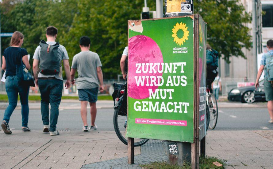 Die fünf schlechtesten Plakate der Bundestagswahl