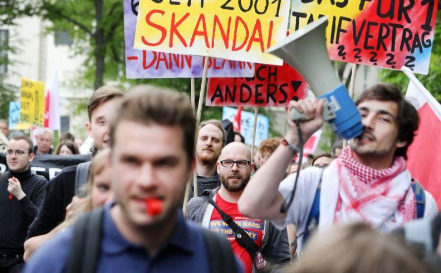 FU Berlin: Neue Kampagne gegen prekäre Arbeitsbedingungen in Unis und Betrieben